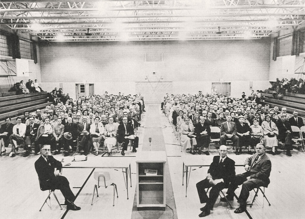 Annual meeting, 1959
